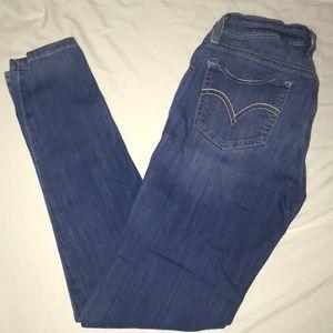 LEVI  Jegging Denim Skinny Jeans